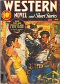 Western Novel and Short Stories (1934-1957 Newsstand-Stadium) Pulp Vol. 9 #6
