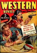 Western Novel and Short Stories (1934-1957 Newsstand-Stadium) Pulp Vol. 11 #3