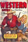 Western Novel and Short Stories (1934-1957 Newsstand-Stadium) Pulp Vol. 11 #7