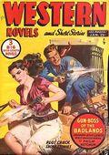 Western Novel and Short Stories (1934-1957 Newsstand-Stadium) Pulp Vol. 12 #3