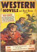 Western Novel and Short Stories (1934-1957 Newsstand-Stadium) Pulp Vol. 14 #1