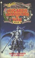 Wizards, Warriors, and You PB (1984-1986 Avon Books) 4A-1ST
