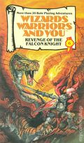 Wizards, Warriors, and You PB (1984-1986 Avon Books) 6B-1ST