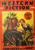 Western Fiction (1935-1940 Martin Goodman) Pulp Vol. 1 #1
