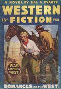 Western Fiction (1935-1940 Martin Goodman) Pulp Vol. 1 #2