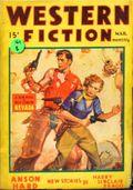 Western Fiction (1935-1940 Martin Goodman) Pulp Vol. 1 #3