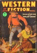 Western Fiction (1935-1940 Martin Goodman) Pulp Vol. 1 #6