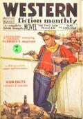 Western Fiction (1935-1940 Martin Goodman) Pulp Vol. 2 #1