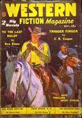 Western Fiction (1935-1940 Martin Goodman) Pulp Vol. 4 #1