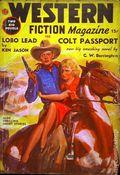 Western Fiction (1935-1940 Martin Goodman) Pulp Vol. 4 #2A