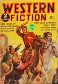 Western Fiction (1935-1940 Martin Goodman) Pulp Vol. 4 #5