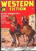 Western Fiction (1935-1940 Martin Goodman) Pulp Vol. 4 #6