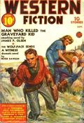Western Fiction (1935-1940 Martin Goodman) Pulp Vol. 5 #1