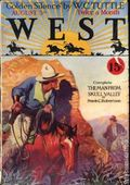 West (1926-1953 Doubleday) Pulp Vol. 3 #3