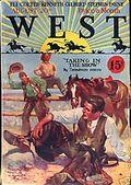 West (1926-1953 Doubleday) Pulp Vol. 3 #4