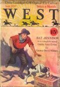 West (1926-1953 Doubleday) Pulp Vol. 3 #6