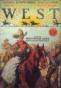West (1926-1953 Doubleday) Pulp Vol. 4 #3