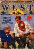 West (1926-1953 Doubleday) Pulp Vol. 4 #4