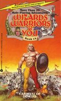Wizards, Warriors, and You PB (1984-1986 Avon Books) 14-1ST