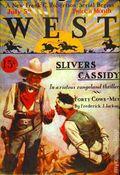 West (1926-1953 Doubleday) Pulp Vol. 7 #1