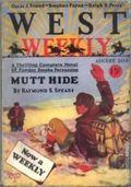 West (1926-1953 Doubleday) Pulp Vol. 7 #5