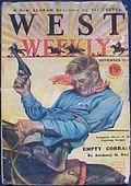 West (1926-1953 Doubleday) Pulp Vol. 9 #7