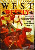 West (1926-1953 Doubleday) Pulp Vol. 10 #2