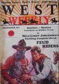 West (1926-1953 Doubleday) Pulp Vol. 10 #6