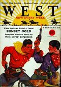 West (1926-1953 Doubleday) Pulp Vol. 11 #6