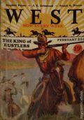 West (1926-1953 Doubleday) Pulp Vol. 12 #2
