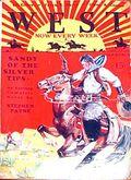 West (1926-1953 Doubleday) Pulp Vol. 12 #3