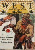 West (1926-1953 Doubleday) Pulp Vol. 17 #6