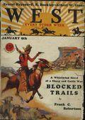 West (1926-1953 Doubleday) Pulp Vol. 19 #1