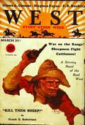 West (1926-1953 Doubleday) Pulp Vol. 19 #6