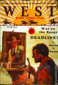 West (1926-1953 Doubleday) Pulp Vol. 20 #6