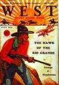 West (1926-1953 Doubleday) Pulp Vol. 21 #1