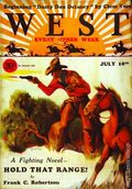West (1926-1953 Doubleday) Pulp Vol. 21 #2