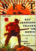 West (1926-1953 Doubleday) Pulp Vol. 21 #3
