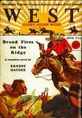 West (1926-1953 Doubleday) Pulp Vol. 21 #5