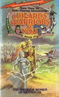 Wizards, Warriors, and You PB (1984-1986 Avon Books) 18-1ST