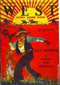 West (1926-1953 Doubleday) Pulp Vol. 22 #1