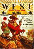 West (1926-1953 Doubleday) Pulp Vol. 22 #3