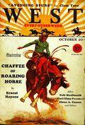 West (1926-1953 Doubleday) Pulp Vol. 22 #4