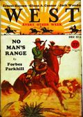 West (1926-1953 Doubleday) Pulp Vol. 23 #1