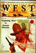 West (1926-1953 Doubleday) Pulp Vol. 24 #1