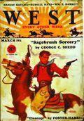 West (1926-1953 Doubleday) Pulp Vol. 24 #2