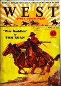 West (1926-1953 Doubleday) Pulp Vol. 24 #3