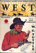 West (1926-1953 Doubleday) Pulp Vol. 26 #2