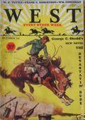 West (1926-1953 Doubleday) Pulp Vol. 26 #4