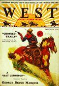 West (1926-1953 Doubleday) Pulp Vol. 27 #6